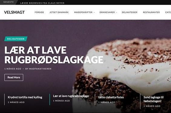 VELSMAGT.DK – Gourmetunivers for de kræsende