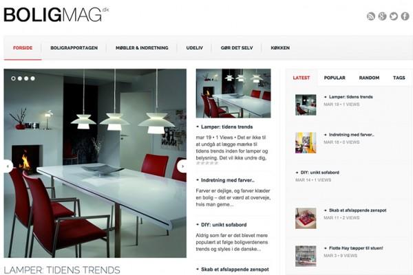 BOLIGMAG.DK – Eksklusivt Boligmagasin